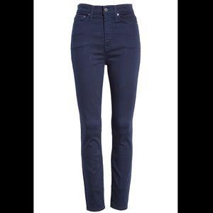 Alice + Olivia High Rise Skinny Jeans 26 NWT